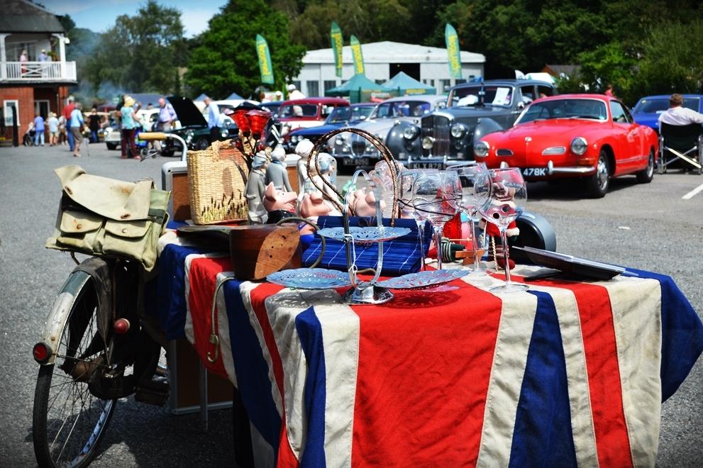 Classic Car Show & Jumble