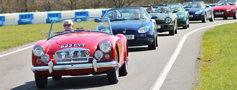 MG and British Marques Day