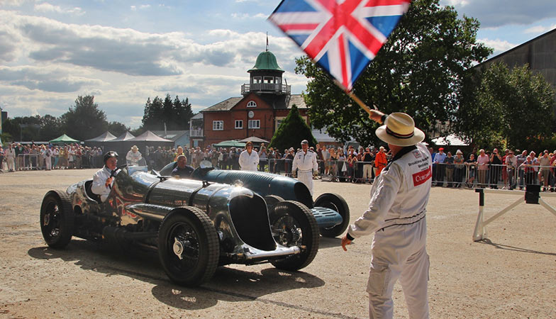 Brooklands Relived
