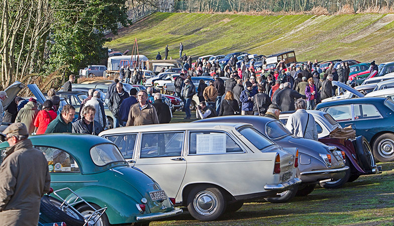 New Year's Day Classic Gathering