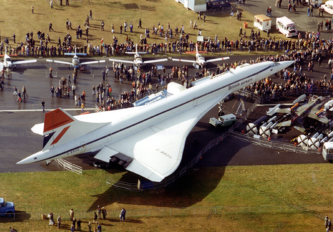Concorde G-BBDG at arishow archive.jpg