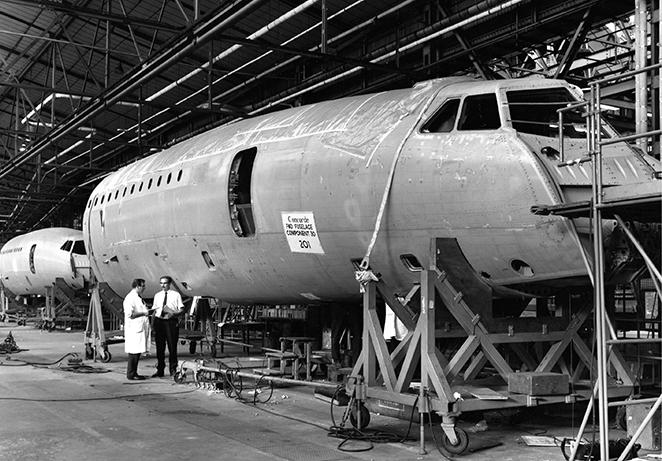 Concorde forward fusalage construction archive.jpg
