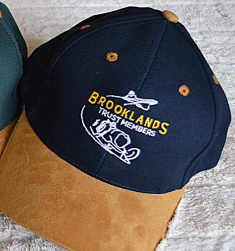 BTM Baseball Hat - Blue