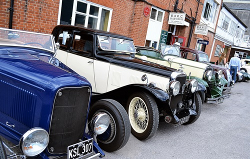 BTM Retrojumble and classic car show