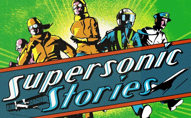 Supersonic Stories Half Term