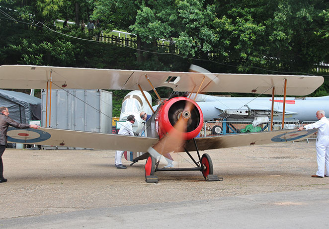 Double Twelve 2016 Sopwith camel.jpg