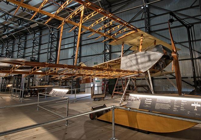 Sopwith Tabloid Floatplane (replica)