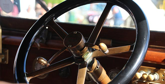 getting Here by car - steering wheel vintage.jpg