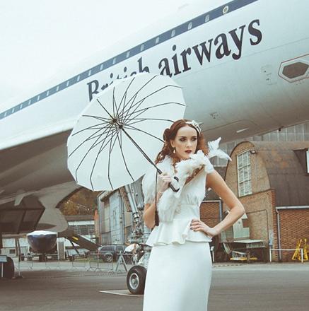 Weddings on Concorde