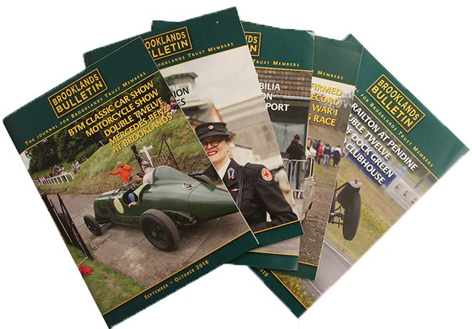 Brooklands Bulletin