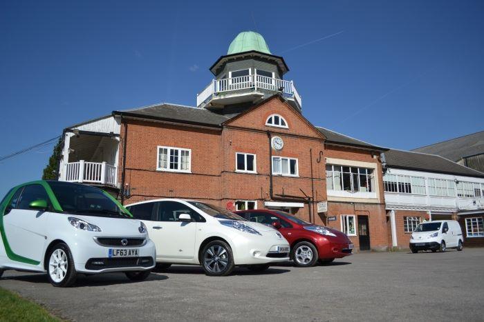 2014 electric car event.JPG