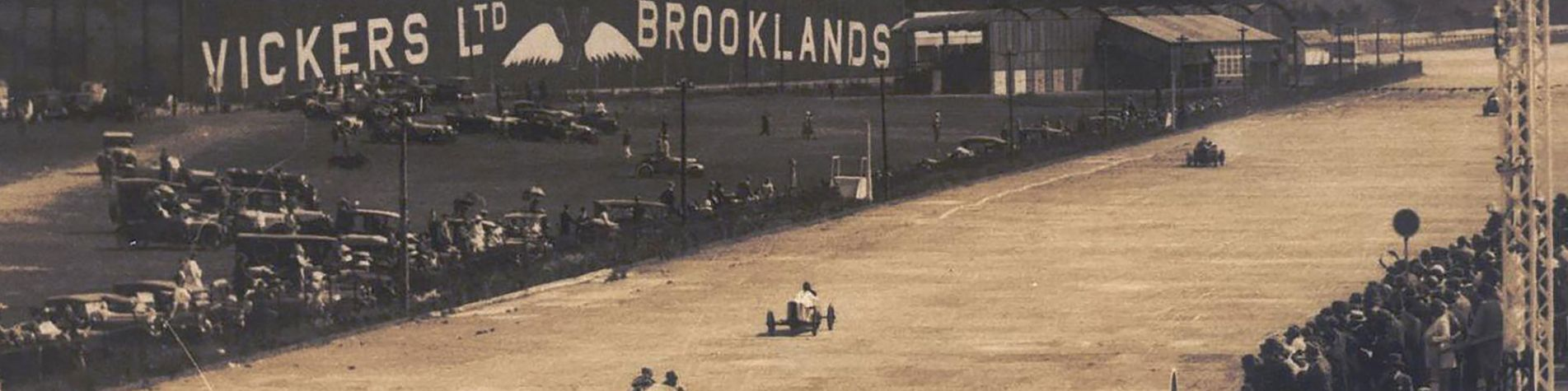 Explore the history of Brooklands