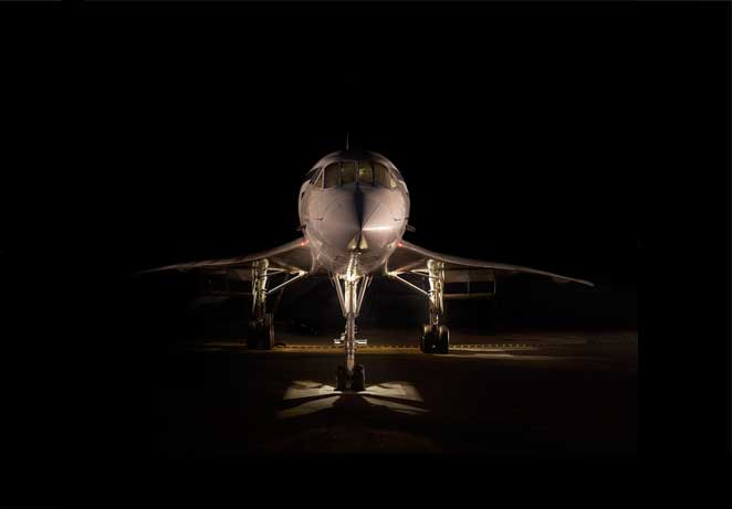 Our Concorde: G-BBDG