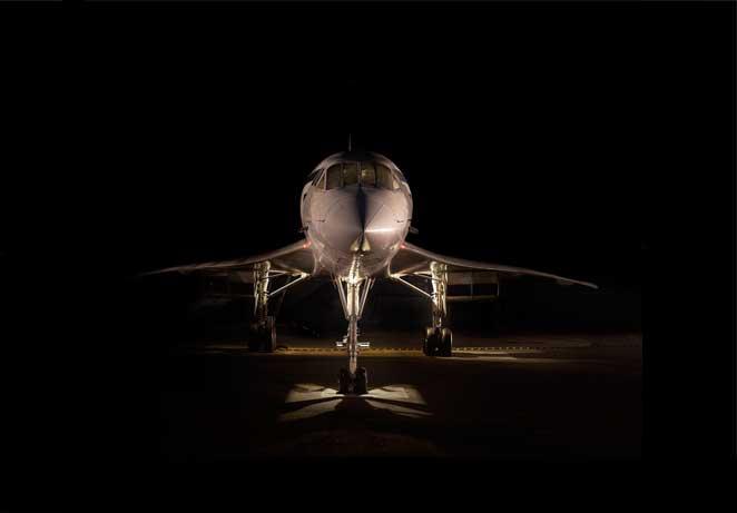Our Concorde: G-BBDG