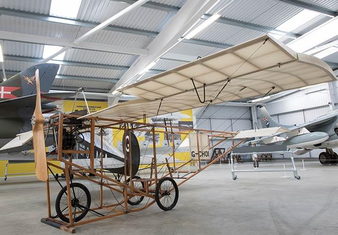 White Monoplane (replica)