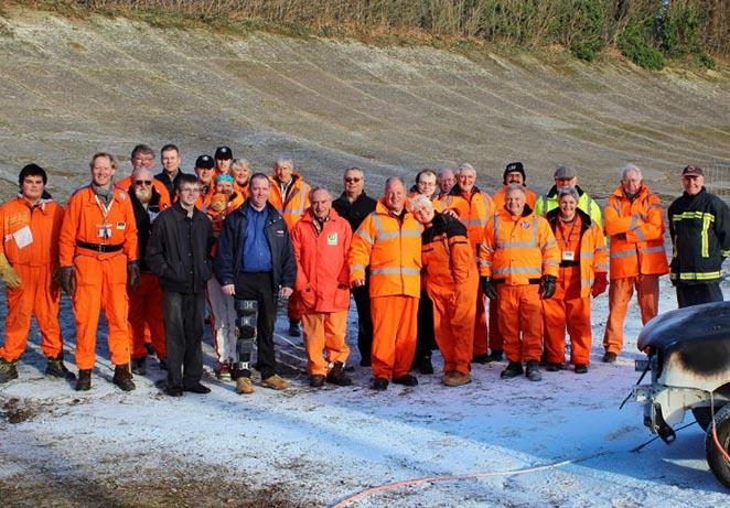 Volunteers marshal team.jpg