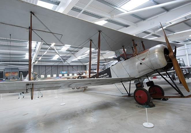 Avro 504K (replica)