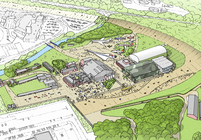 Re-Engineering Brooklands - Phase 1 Complete