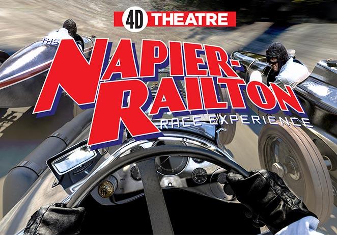 Napier Railton 4D Theatre