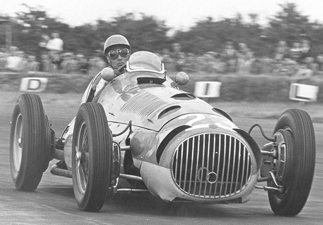 Collections Blog: Prince Bira Cars at Brooklands