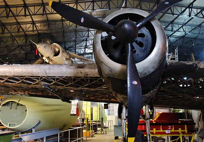 NOW OPEN: Brooklands Aircraft Factory & Flight Shed