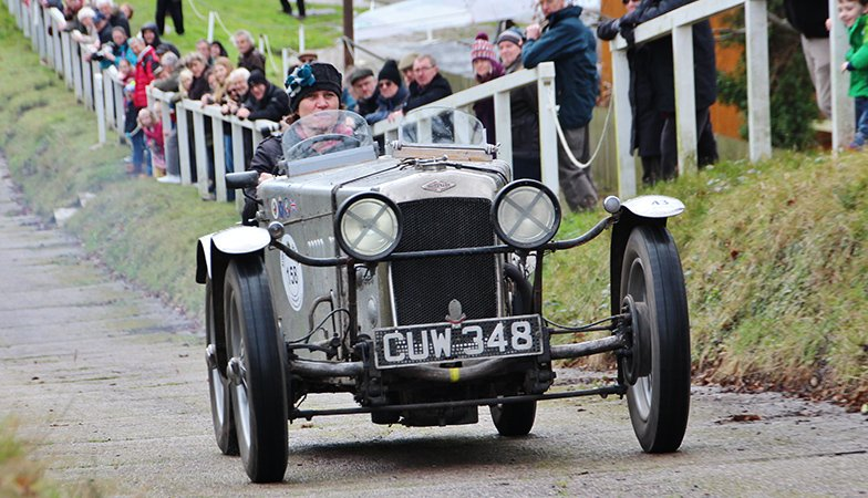 Vintage Sports Car Club Driving Tests