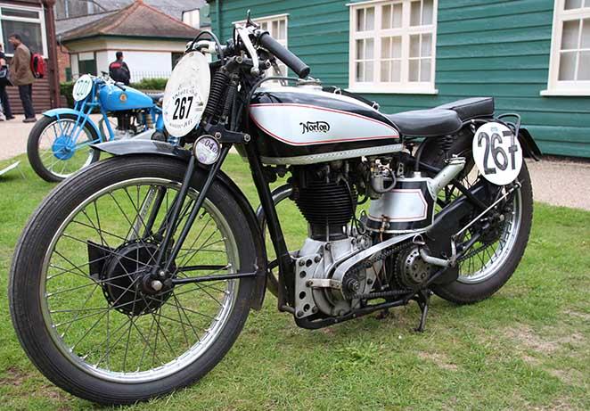 Norton International 350cc