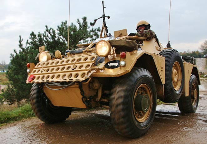 Military vehicles Day off-road Ferret.jpg