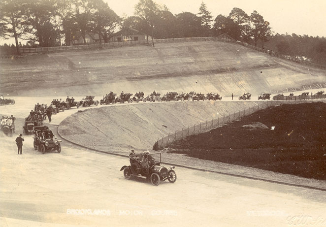 Discover the Brooklands Story