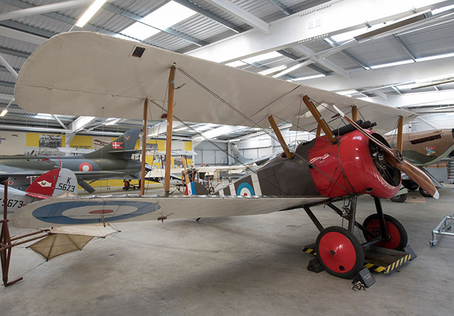 Sopwith Camel F1 (replica)