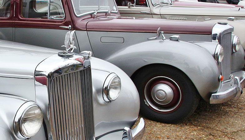 Alvis Owners Club Day