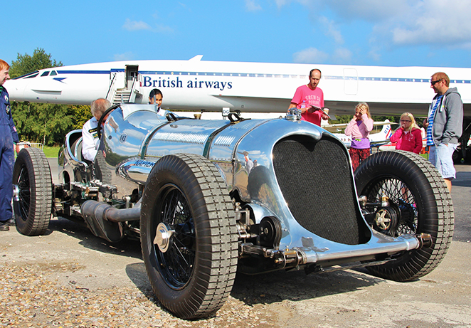 Napier-Railton and Concorde family visit Membership.jpg