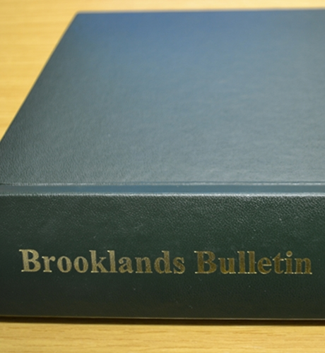 BTM Bulletin Binder