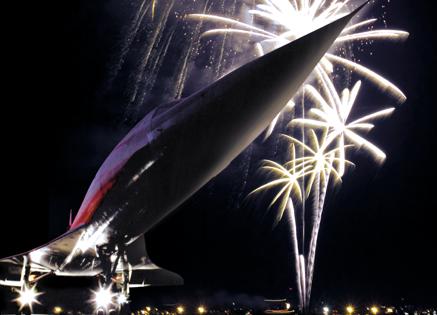 View the Concorde Calendar