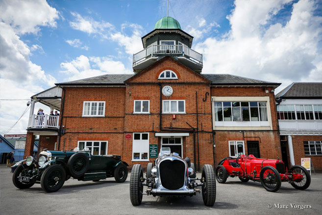 #LoveBrooklands - Support Brooklands Museum